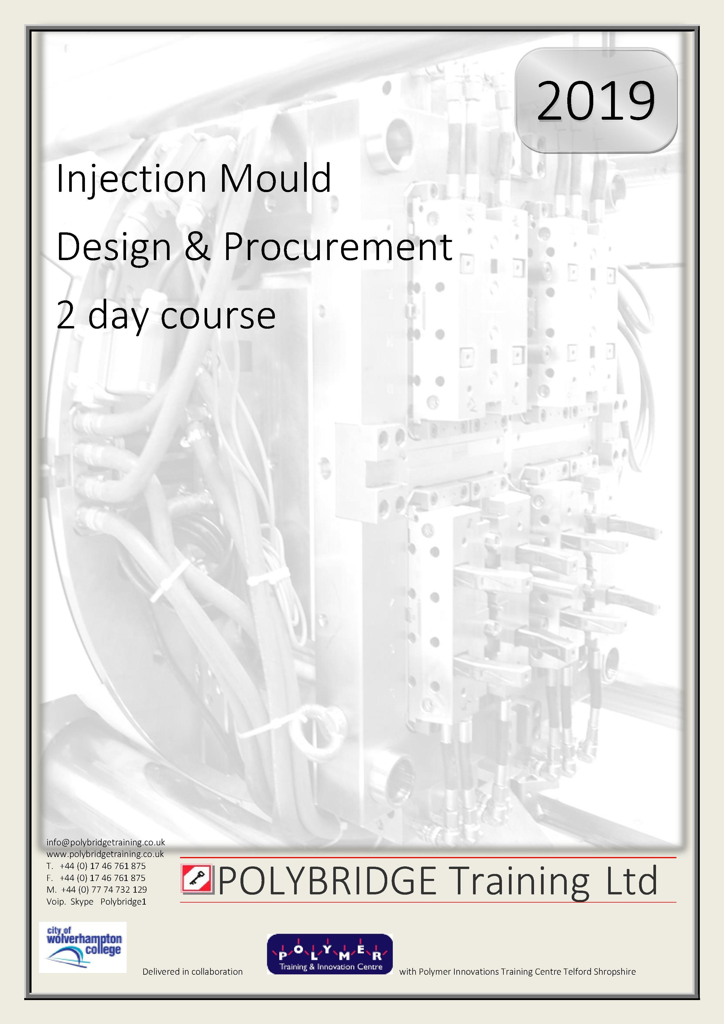 Plastic Injection Moulding,Training,Plastics Moulding courses